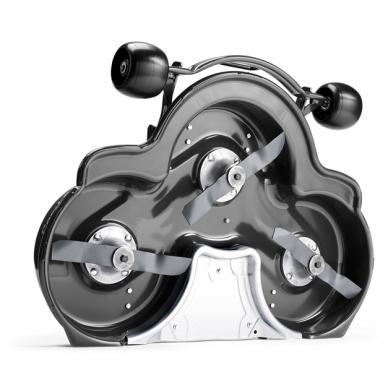 Kombinuotas pjovimo agregatas 103cm; (200 serija)