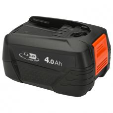 Sistemos P4A baterija PBA 18V/72